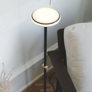 SHADE LIGHTS Shade ØS1 stojací lampa prsten černá/černá Node