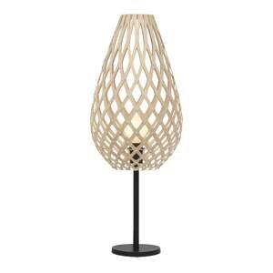DAVID TRUBRIDGE david trubridge Koura stolní lampa přírodní