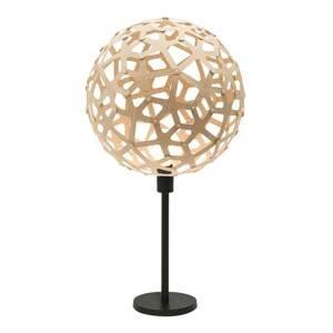 DAVID TRUBRIDGE david trubridge Coral stolní lampa přírodní