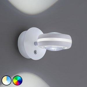 Trio Lighting Trio WiZ Vista LED nástěnné světlo, bílé