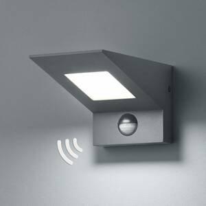 Trio Lighting LED venkovní nástěnné světlo Nelson, senzor