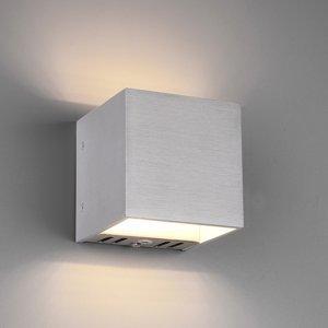 Trio Lighting Trio WiZ Figo LED nástěnné světlo, hliník