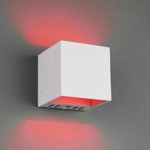 Trio Lighting Trio WiZ Figo LED nástěnné světlo bílé matné