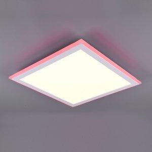 Trio Lighting LED panel Columbia RGBW, ovladač, 45 x 45 cm