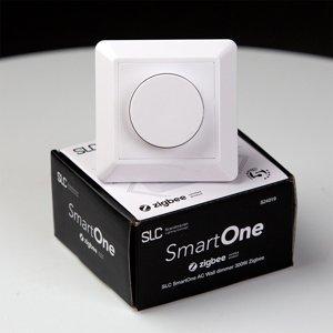 THE LIGHT GROUP SLC SmartOne AC nástěnný stmívač 300W ZigBee