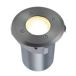 Heitronic Kulatý podlahový reflektor Brandenburg