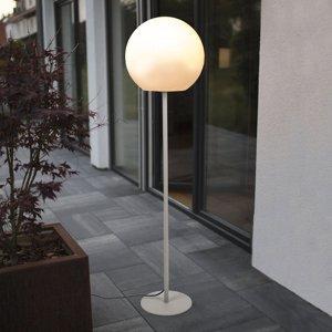 Heitronic Terasové světlo s kulatým stínidlem Sunbeam IP64