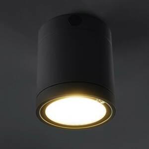 Heitronic LED stropní svítidlo Negro venkovní
