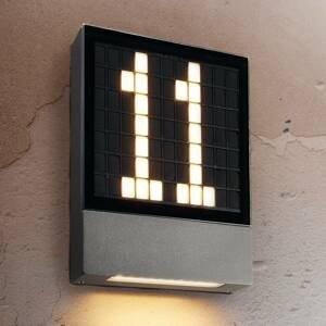 Heitronic LED osvětlení čísla domu Pavia
