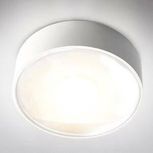 Heitronic LED venkovní stropní světlo Girona, bílé