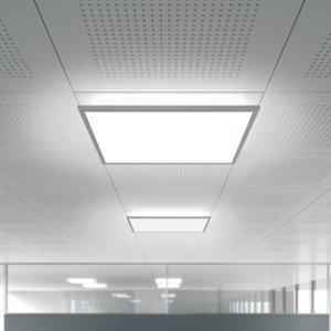 WALDMANN LED zápustné světlo DOTOO.fit 62,2cm 840 spínací