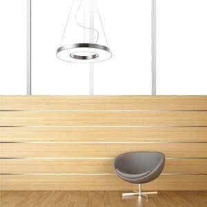 WALDMANN LED závěsné světlo Viva Ring VTL C 600 DALI CCT
