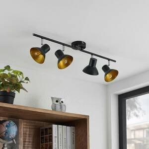 Lindby Lindby Tyris stropní reflektor, čtyři zdroje