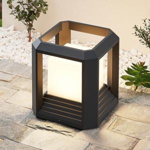 Lucande Lucande Serenella LED svítidlo na soklu