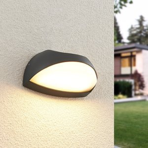 Lucande Lucande Loena LED venkovní nástěnné svítidlo