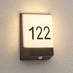 Lucande 9617111 Osvětlení čísla domů