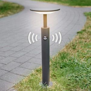Lucande LED osvětlení cesty Fenia s detektorem, 60 cm