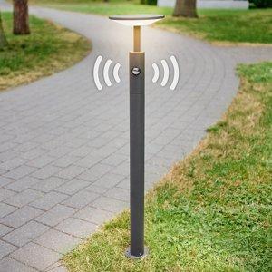Lucande LED osvětlení cesty Fenia s detektorem, 100 cm