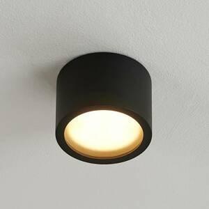 Arcchio Arcchio Nieva podhledové světlo GX53 černé kulaté