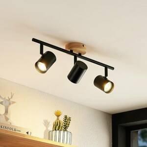 Lindby Lindby Xiomara stropní světlo, třížárovkové