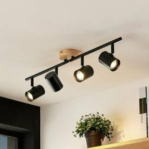 Lindby Lindby Xiomara stropní světlo, čtyřžárovkové