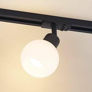 Lindby Lindby Maart LED spot 1fázová kolejnice, černá