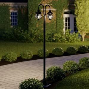 Lindby Lindby Farley venkovní lampa, 2žárovková
