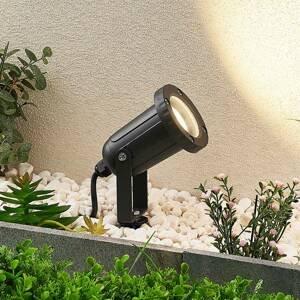 Lindby 9915006 Zemní svítidlo s bodcem