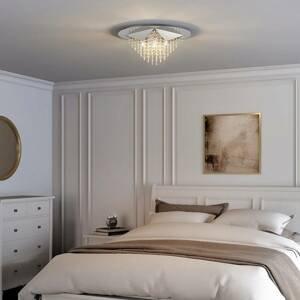Lucande Lucande Soralie křišťálové stropní světlo