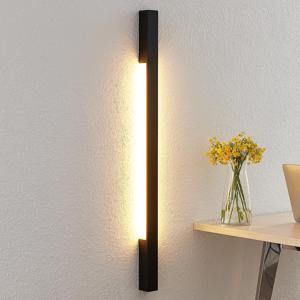 Arcchio Arcchio Ivano LED nástěnné světlo, 91 cm, černé