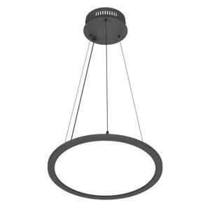 PRIOS Prios Palino LED závěsné světlo, 30 cm, černá