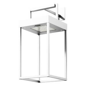 Lucande Lucande Lynzy LED solární světlo, bílá, 38,3 cm