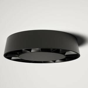 Lucande Lucande Kelissa LED venkovní světlo černé kulaté