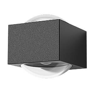 Lucande Lucande Almos LED venkovní světlo hranaté 2 zdroje