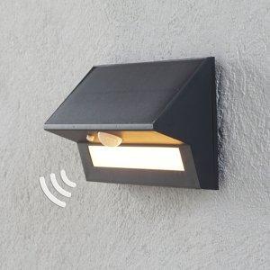 Lindby LED venkovní svítidlo Kristiana se senzorem