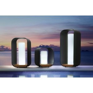 Higold 25163 Sada zahradního osvětlení HIGOLD - Onda Light Black