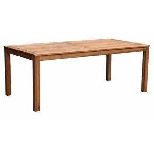 Stůl zahradní dřevěný obdélníkový ENGLAND