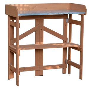 Zahradní příruční stolek, olše, ELSIRO
