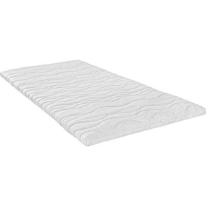 Sleeptex VRCHNÍ MATRACE, 90/200 cm - bílá