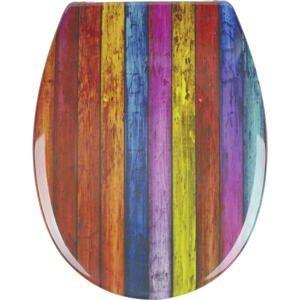Sadena WC SEDÁTKO - vícebarevná