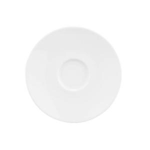 Seltmann Weiden PODŠÁLEK NA ESPRESSO, porcelán - bílá