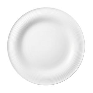 Seltmann Weiden SNÍDAŇOVÝ TALÍŘ, porcelán - bílá