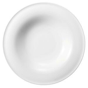 Seltmann Weiden TALÍŘ NA TĚSTOVINY, keramika, 27,4 cm - bílá