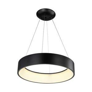 ZÁVĚSNÉ LED SVÍTIDLO, 60/150 cm - černá