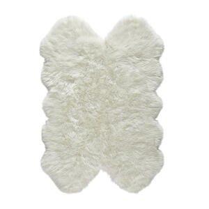 Novel UMĚLÁ KOŽEŠINA, 110/160 cm, bílá - bílá