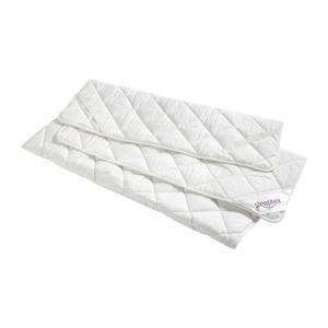 Sleeptex PODLOŽKA NA POSTEL, 100/200 cm, - bílá