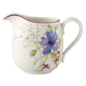 Villeroy & Boch KONVIČKA NA MLÉKO, porcelán (fine china) - vícebarevná, bílá