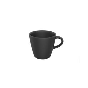 Villeroy & Boch ŠÁLEK NA ESPRESSO, porcelán (fine china) - černá