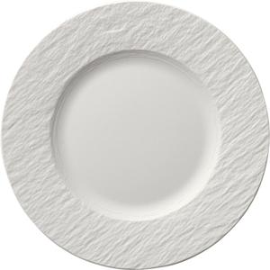 Villeroy & Boch TALÍŘ NA SNÍDANI, keramika, 22 cm - bílá