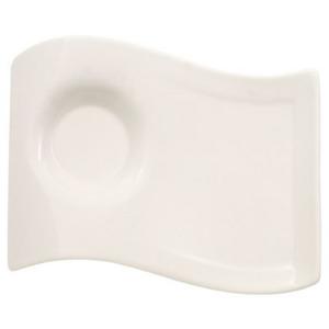 Villeroy & Boch PODŠÁLEK, porcelán (fine china) - bílá